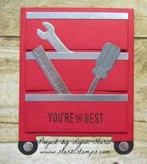 debzhouse stampin u0027 up ideas news u0026 special offers tool man card