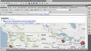 Google Maps Truck Routes by Show The Shortest Route Automatically Using Google Maps Directions