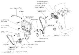 timing belt diagram please how do you set timing in a 5a efi