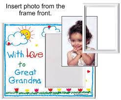 amazon com trick or treat halloween picture frame gift
