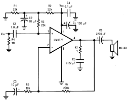 component transistor voltage amplifier circuit transistors how