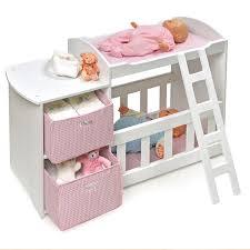 badger basket doll crib with cabinet badger basket doll crib and changing station with 2 baskets free