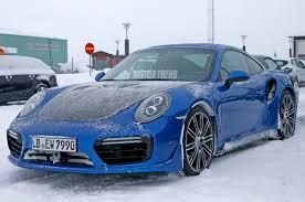 porsche 911 winter spied porsche 911 gt2 rs conducts winter testing photo image