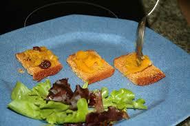 cailles sur canapé recette caille