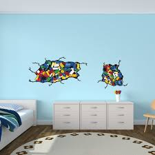Wall Decor For Kids Room by Best 25 Lego Wall Art Ideas On Pinterest Boys Lego Bedroom Diy