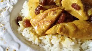 cuisine antillaise colombo de poulet colombo de poulet à l ananas recette par les haricots diaboliques