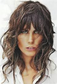 gypsy shags on long hair 2013 long mess layered hair sassy long length layered shag haircut