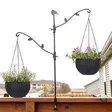 hanging planter basket growers hanging basket indoor outdoor hanging planter basket 8 9