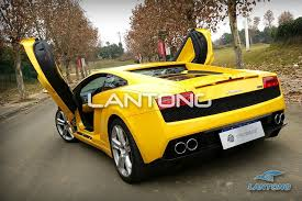 lamborghini gallardo doors gallardo wing doors chevrolet corvette c7 2014 2016 zlr door kit