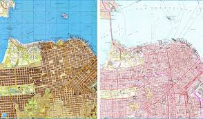 San Francisco Pier Map by Inside The Secret World Of Russia U0027s Cold War Mapmakers Wired