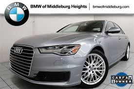 audi dealers cleveland ohio used audi a6 for sale in cleveland oh edmunds