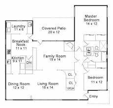open floor plan blueprints untitled