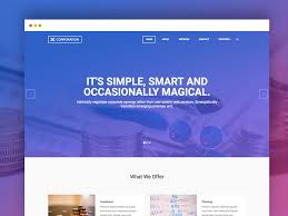 x corporation best free bootstrap html template uicookies