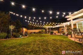 deck string lighting ideas backyard string lights ideas western home decor