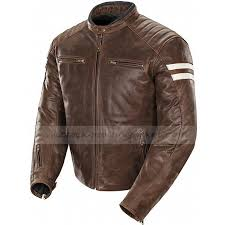 genuine leather motorcycle jacket 92 classic joe rocket jacket mens brown leather biker jacket