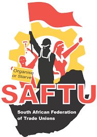 The New South African Flag The Federation U2013 South African Federation Of Trade Unions U2013 Saftu