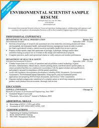 environmental engineer resume sample civil engineer resume free