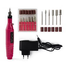 1 set manicure pedicure electric nail art pen buffer u2013 lacuna sales