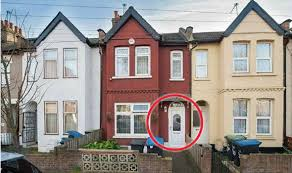 this normal looking terraced house is hiding a shocking secret