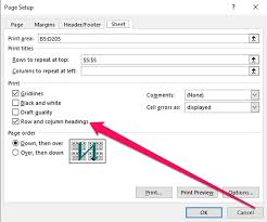 excel vba print 2 examples to quickly setup print or print preview
