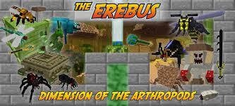 Journey Map Mod The Erebus Mods Minecraft Curseforge