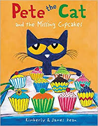 the cupcakes pete the cat and the missing cupcakes dean dean