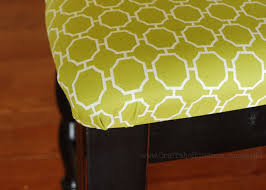 to upholster a chair