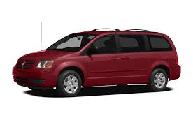 2010 dodge grand caravan new car test drive
