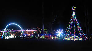 how to put christmas lights on your car alan s christmas display hanson electronics