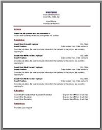 Resume Template First Job by First Job Resume Template Google Search Witches Pinterest