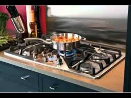 Ge Gas Cooktop Reviews Ge Cgp650setss Review Youtube