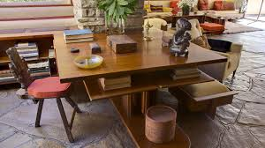 Pennsylvania House Dining Room Table by Fallingwater Wttw Chicago