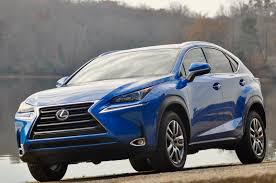 lexus nx blue 2016 lexus nx 200t when design exceeds performance