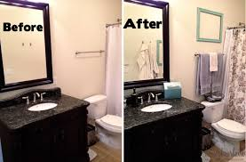 easy bathroom ideas easy bathroom makeovers complete ideas exle