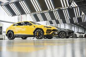lamborghini urus 2019 lamborghini urus factory production design process