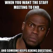 Meme Generator Sweet Brown - staff meeting ain t nobody got time for that sweet brown meme
