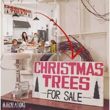 christmas trees for sale sign christmas sign christmas home