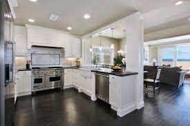 floor and decor granite countertops kitchen design white coastal kitchen decor with white wooden