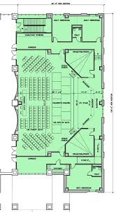 theater floor plan intro family theater