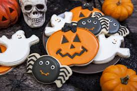 halloween party food ideas gourmet cookie bouquets recipe
