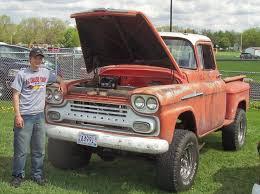 customized chevy trucks ez chassis swaps