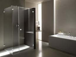 niche tempered glass shower cabin x line by provex industrie