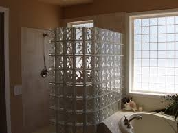 glass block designs for bathrooms glass block bathrooms charlottedack