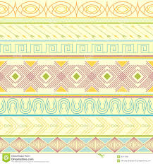 Tribal Print Wallpaper by Tribal Striped Seamless Pattern Royalty Free Stock Image Image
