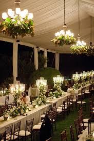 deco mariage original décoration de mariage avec feuillages originale mariage idées