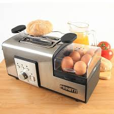 Toaster Poacher Toaster And Egg Cooker Ez Innovations