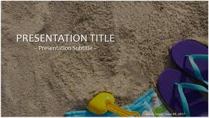 free summer powerpoint 23876 13795 free powerpoint templates