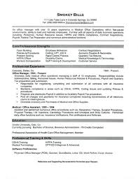 resume cover letter examples administrative assistant top