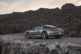 2017 porsche 911 targa 4s test review circle motor trend