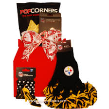 gifts for steelers fans pittsburgh steelers christmas gift basket for her 61 95 gifts for